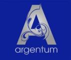 Prekybos centras VCUP Argentum logotipas