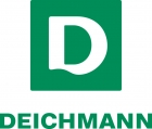 Prekybos centras VCUP Deichmann logotipas
