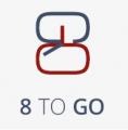 Prekybos centras VCUP 8 To Go logotipas