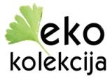 Prekybos centras VCUP Eko kolekcija logotipas