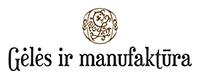 Prekybos centras VCUP Gėlės ir manufaktūra logotipas