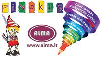 Prekybos centras VCUP Pinokis logotipas