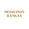 Prekybos centras VCUP Medicinos bankas logotipas