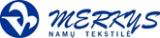 Prekybos centras VCUP Merkys logotipas