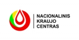 Prekybos centras VCUP Nacionalinis kraujo centras logotipas