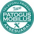 Prekybos centro VCUP Parogus mobilus logotipas