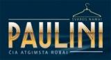 Prekybos centras VCUP Paulini logotipas