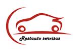Prekybos centras VCUP Restauto logotipas