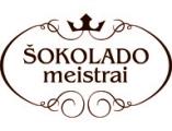 Prekybos centras VCUP Šokolado meistrai logotipas