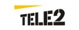 Prekybos centras VCUP Tele2 logotipas
