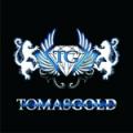 Prekybos centras VCUP Tomas Gold logotipas