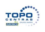 Prekybos centras VCUP Topo Centras logotipas
