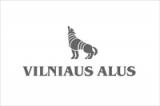 Prekybos centras VCUP Vilniaus alus logotipas