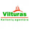 Prekybos centras VCUP Vilturas logotipas