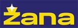 Prekybos centras VCUP Žana logotipas