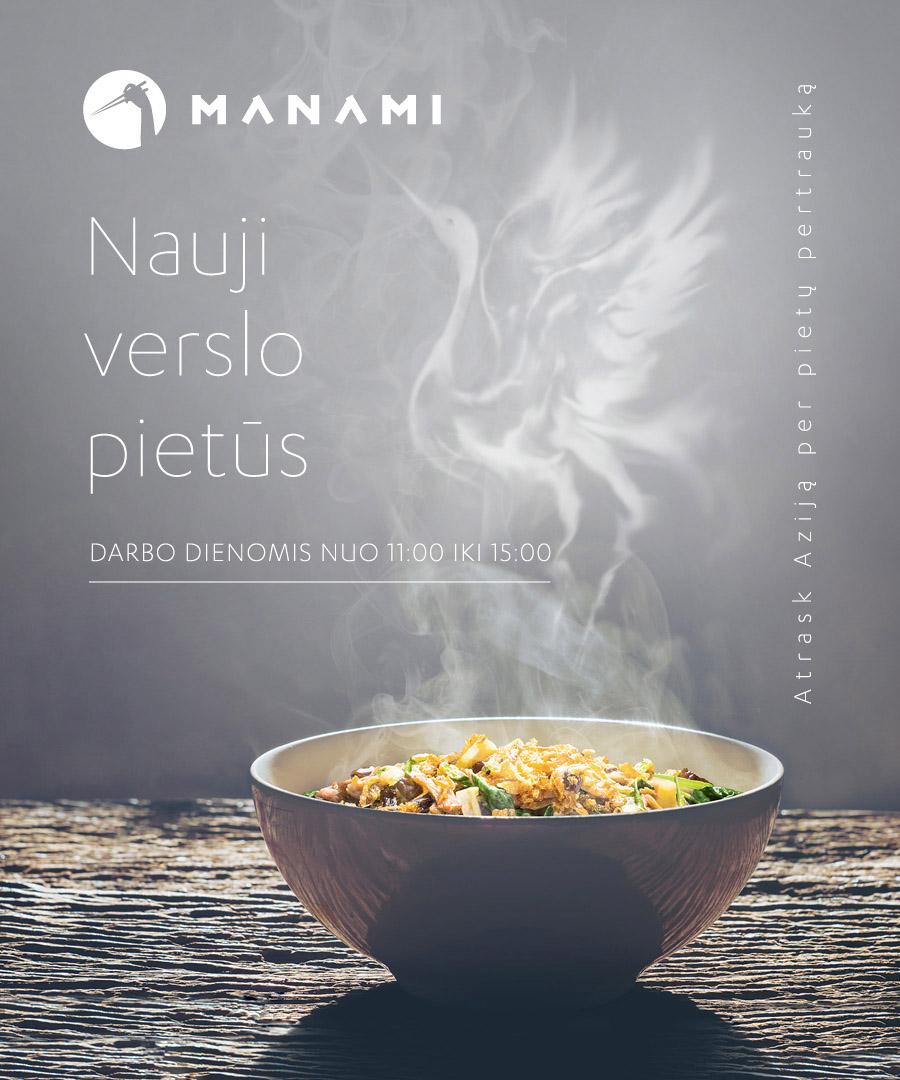 Prekybos centras vcup_manami_Nauji verslo pietus_dienos peitus_pristatymas