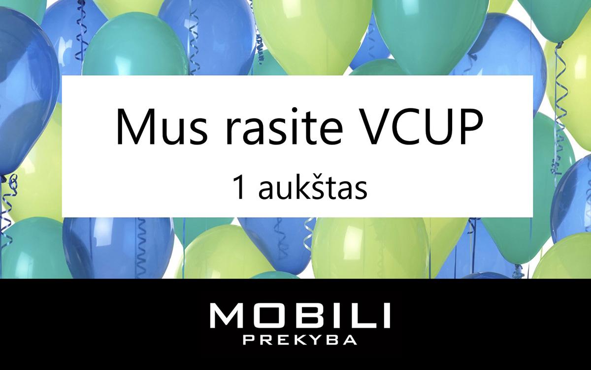 prekybos centras VCUP_atidarymas_Mobili linija_