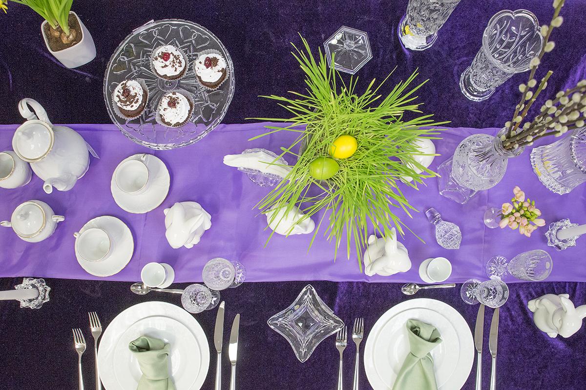 Prekybos centras VCUP_Diana Sugintiene_Velykinis stalas