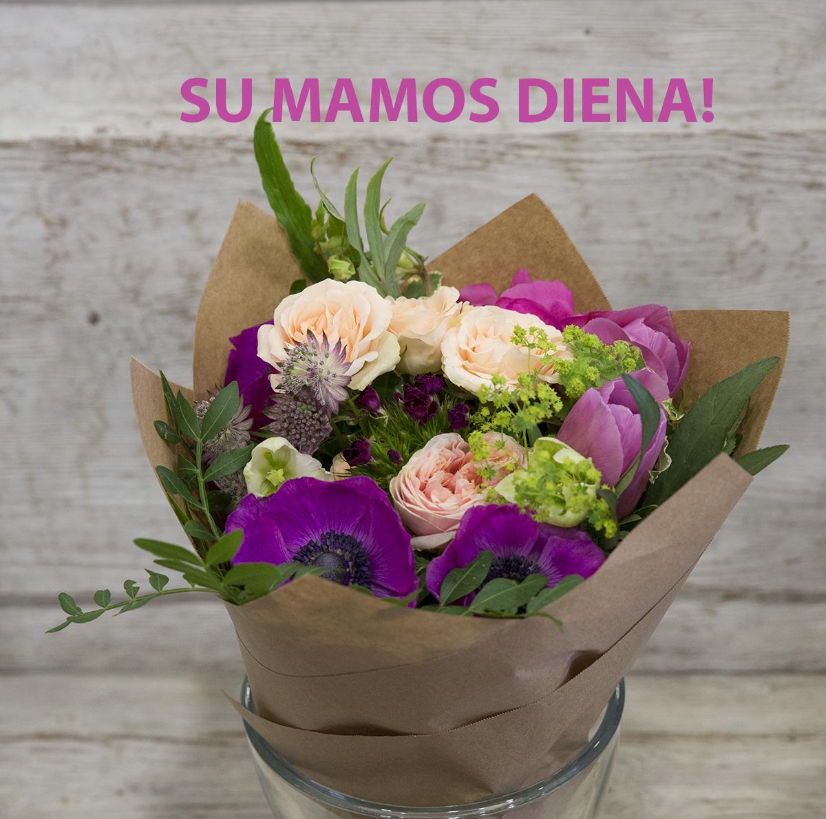 Prekybos centras VCUP _Motinos diena