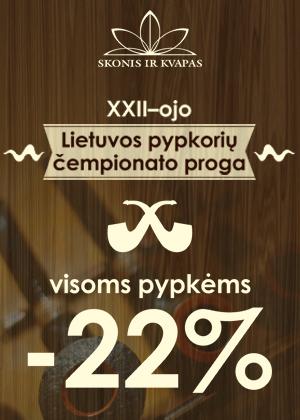 Prekybos centras VCUP_Skonis ir kvapas.