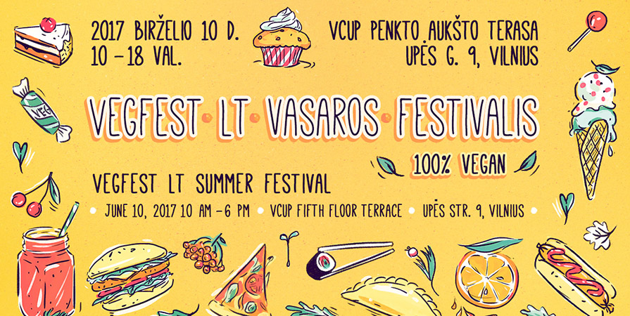 Prekybos centras VCUP_Veganu festivalis_Renginiai Vilniuje_events__