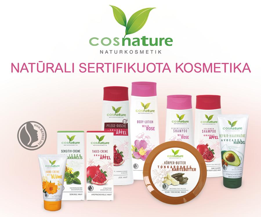 Prekybos centras VCUP_Livinn_cosnature_natūrali_sertifikuota_kosmetika_