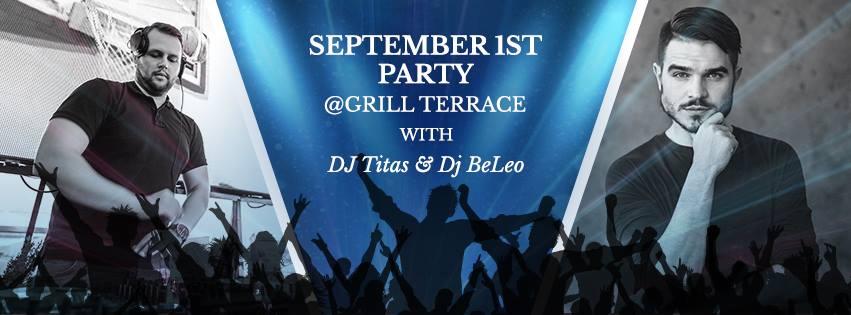 Prekybos centras VCUP_Grill terasa_DJ Titan_t