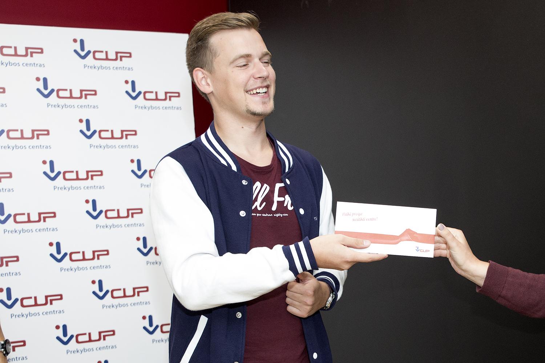 Prekybos centras VCUP_Pardaveju konkurso prizu iteikimas_2