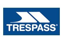 Prekybos centras VCUP trespass logotipas