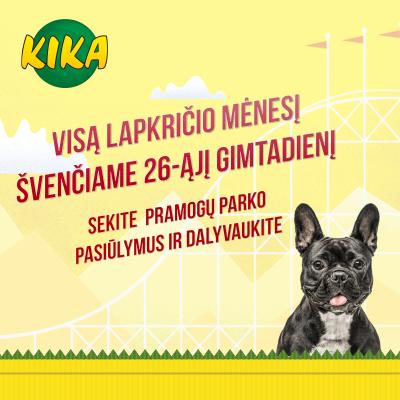 Prekybos centras VCUP_Kika_gimtadienis (2)