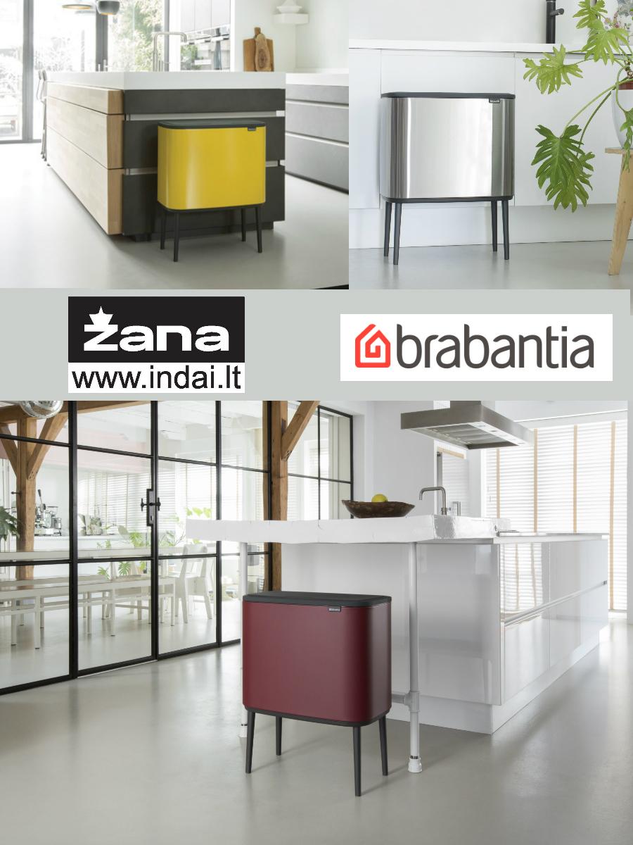 Prekybos centras Vcup Žana naujiena Brabantia BO