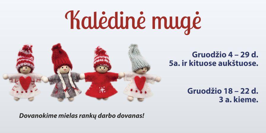 Prekybos centras VCUP_VCUP kaledine muge_s