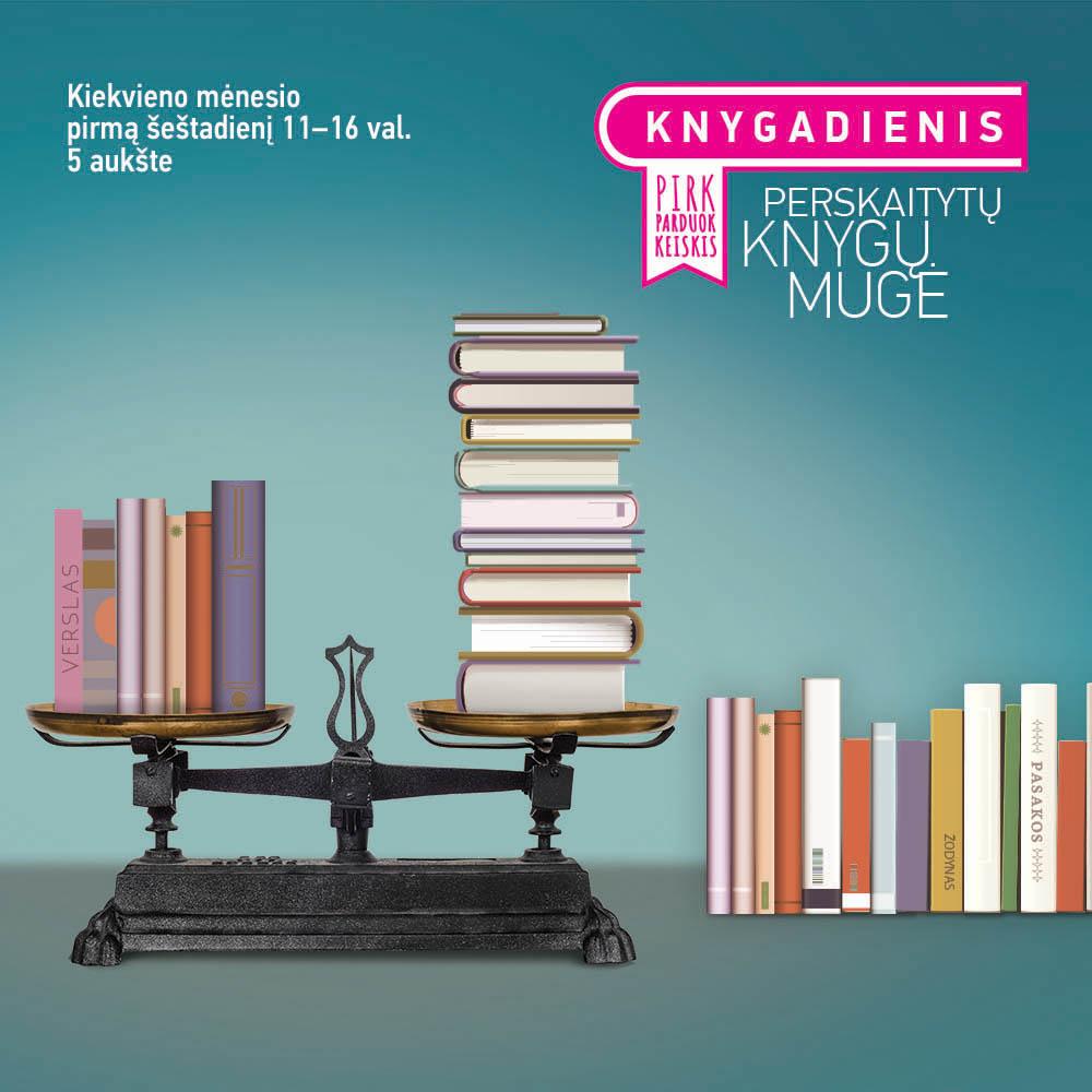 Prekybos centras VCUP__knygadienis_