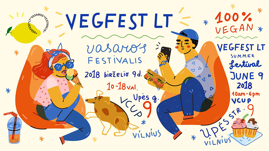 Prekybos centras VCUP_2018_Vegfest_t