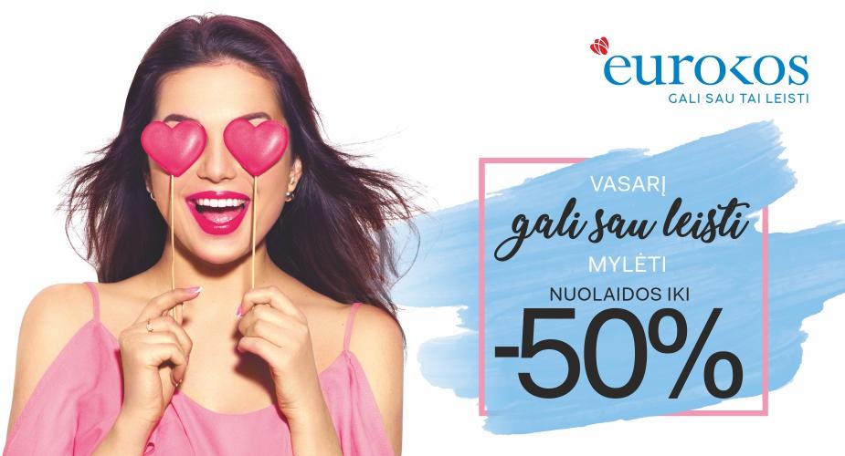 Prekybos centras VCUP_Vasario mėnesį galite leisti sau mylėti_EUROKOS_at
