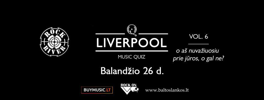 Prekybos centras VCUP_Liverpool_Rock River_events