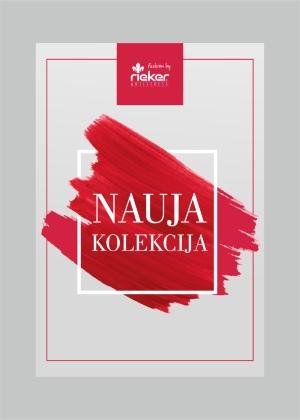Prekybos centras VCUP_Rieker_naujiena