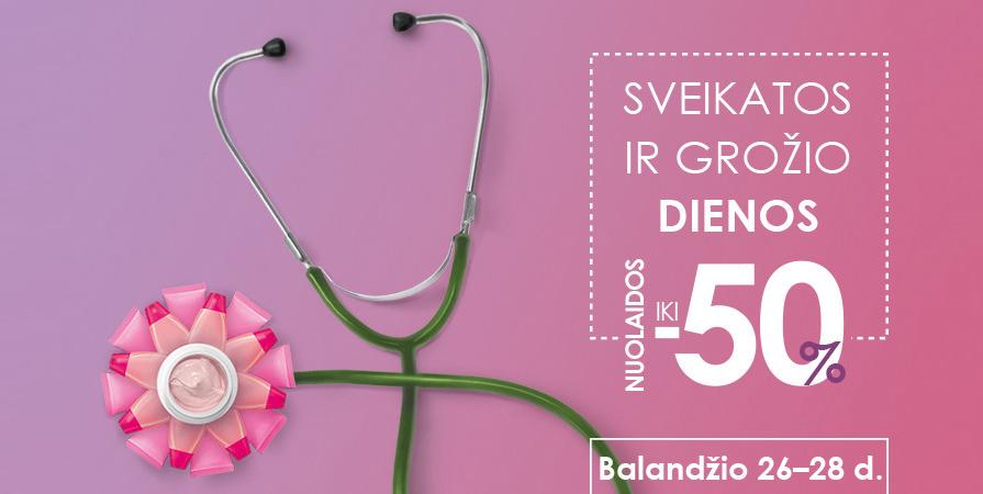Prekybos centras VCUP_sveikatos ir grozio dienos_2018_www_sl