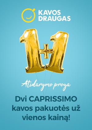 Prekybos centras VCUP_Kavos_draugas_akcija