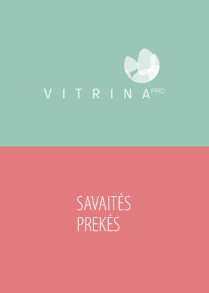 Prekybos centras VCUP_Vitrina_akcija