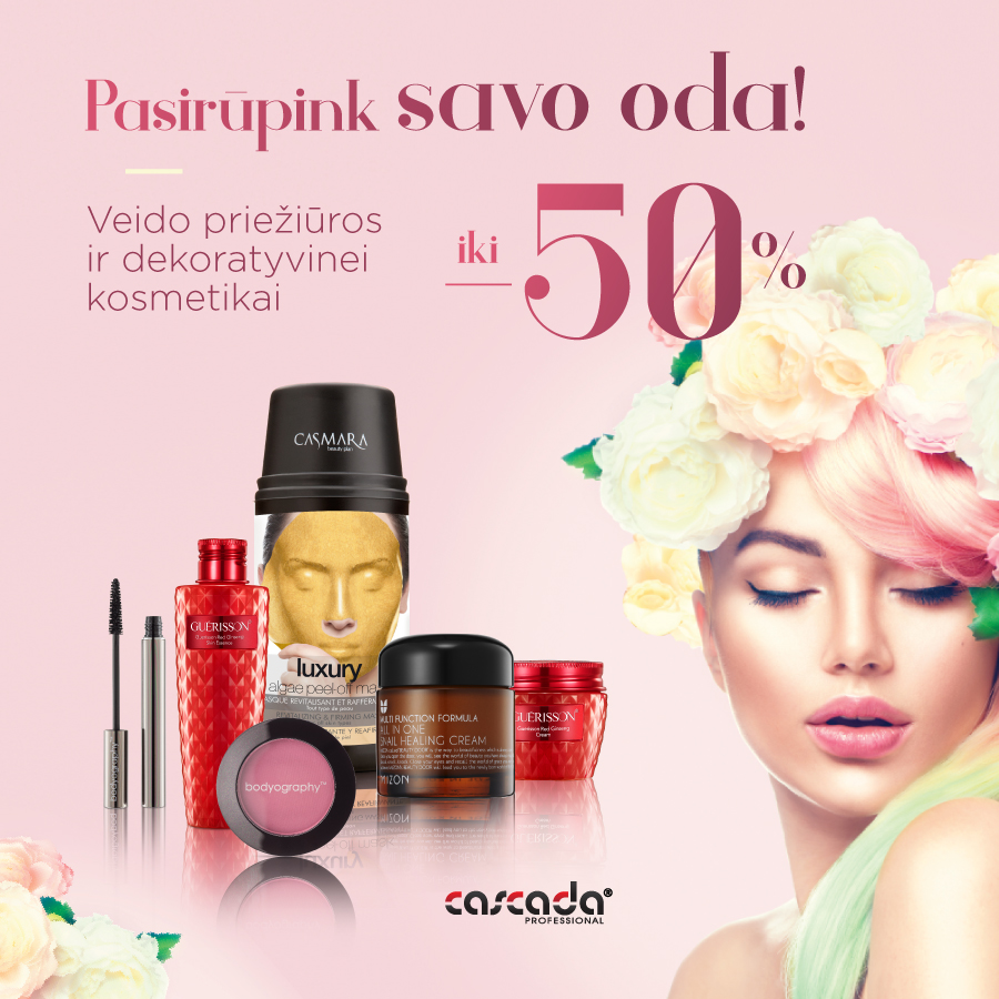 Prekybos centras VCUP_Cascada_pasirupink_savo_oda_