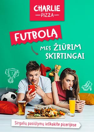 Prekybos centras VCUP_Charlie-FIFA