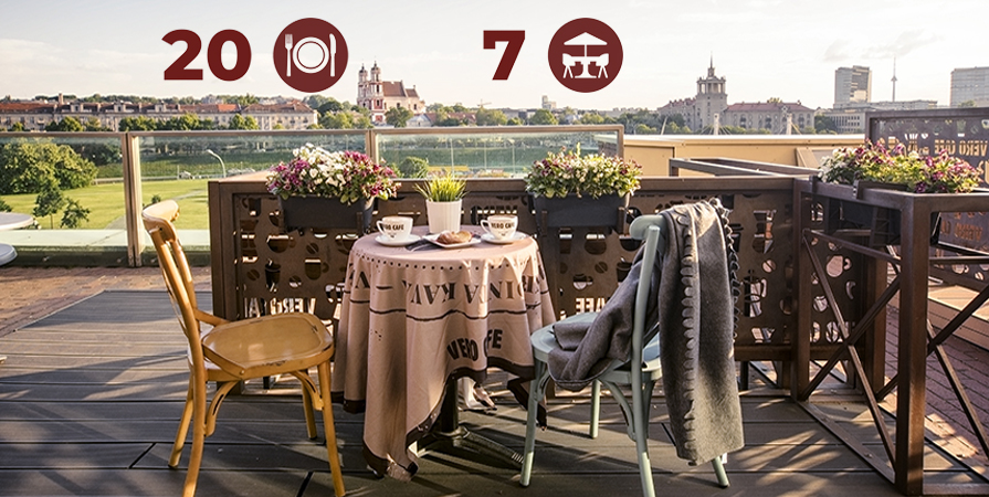 Prekybos centras VCUP_VCUP restoranai_terasos_sl