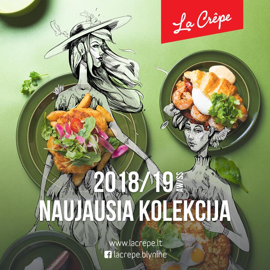 Prekybos centras VCUP_LaCrepe_nauja-kolekcija_2018_t
