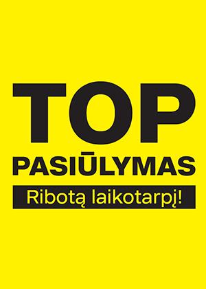 Prekybos centras VCUP_TOP pasiulymas